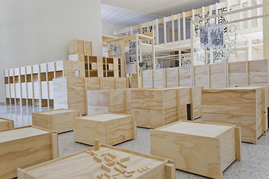 Dutch Pavilion Venice Biennale 2014